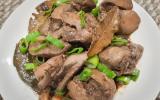 Chicken Liver Adobo